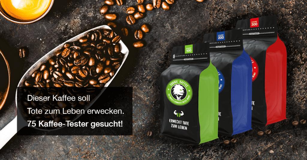 Zombie-Kaffee