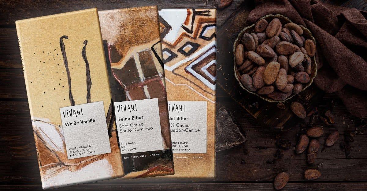 🍫 Vivani Bio-Schokolade