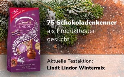 Lindt Lindor Wintermix